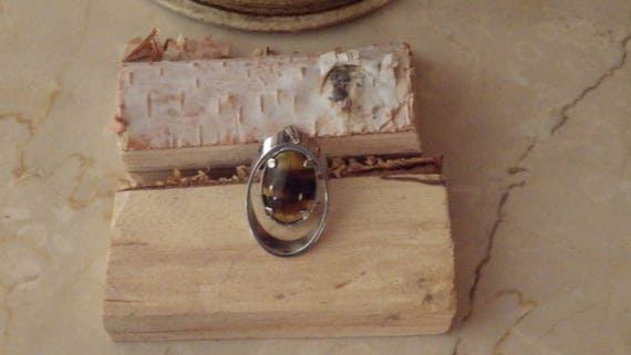 Tigers Eye Pendent