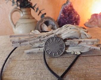 Celtic Sun Amulet  Celtic Jewelry