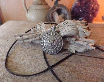 Celtic Triskelion Pendant  Celtic Jewelry