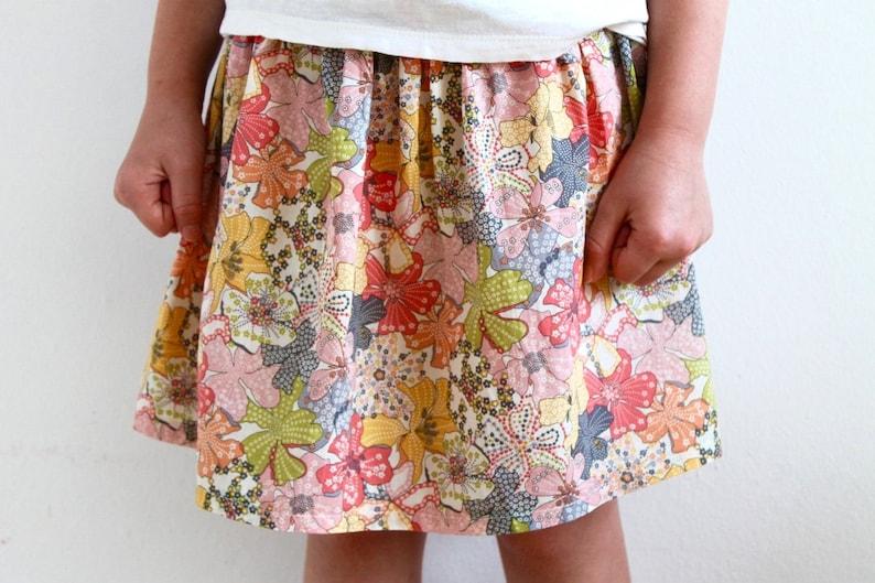 Liberty of London girl's skirt image 0