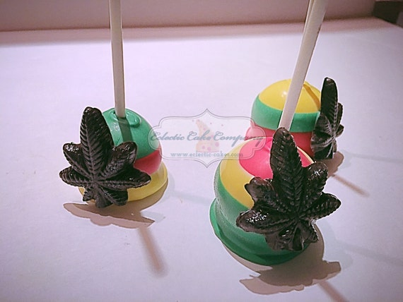 420 Cake Pops