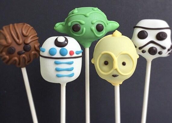 POP Style Star Wars Cakepops