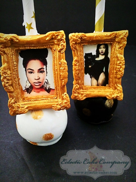 Picture Frame Pops