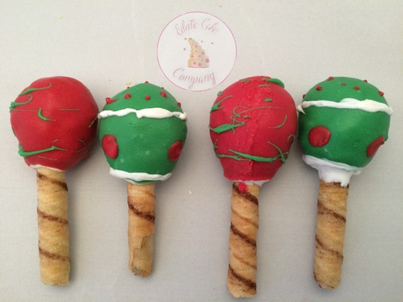 Maraca Cakepops
