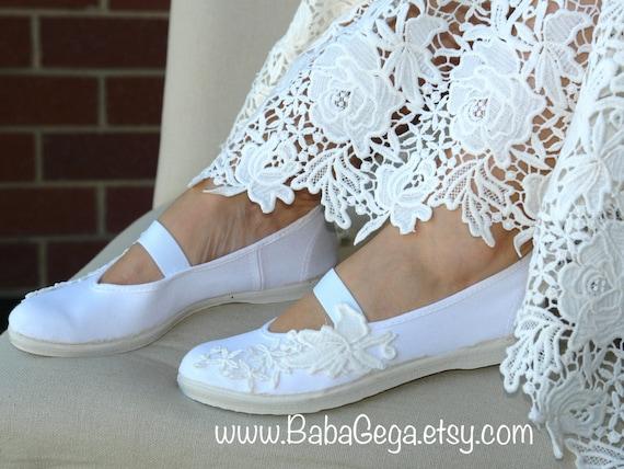 Women's wedding shoes girls mary jane