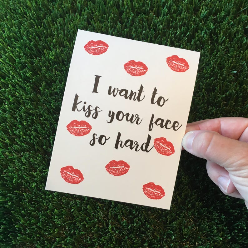 Funny Valentine Card / Funny Anniversary Card / Funny image 0