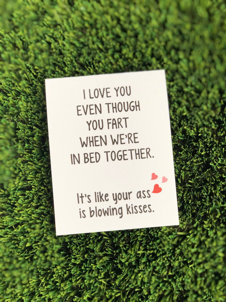 Funny Relationship Card / Funny Anniversary Card / Funny image 0