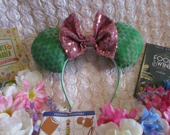 Spaceship Inspired Mouse Ears / Headband