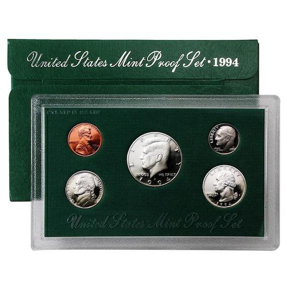 Coin from Original Proof Set 1996 S  Washington Quarter Mint Clad Proof ~ U.S