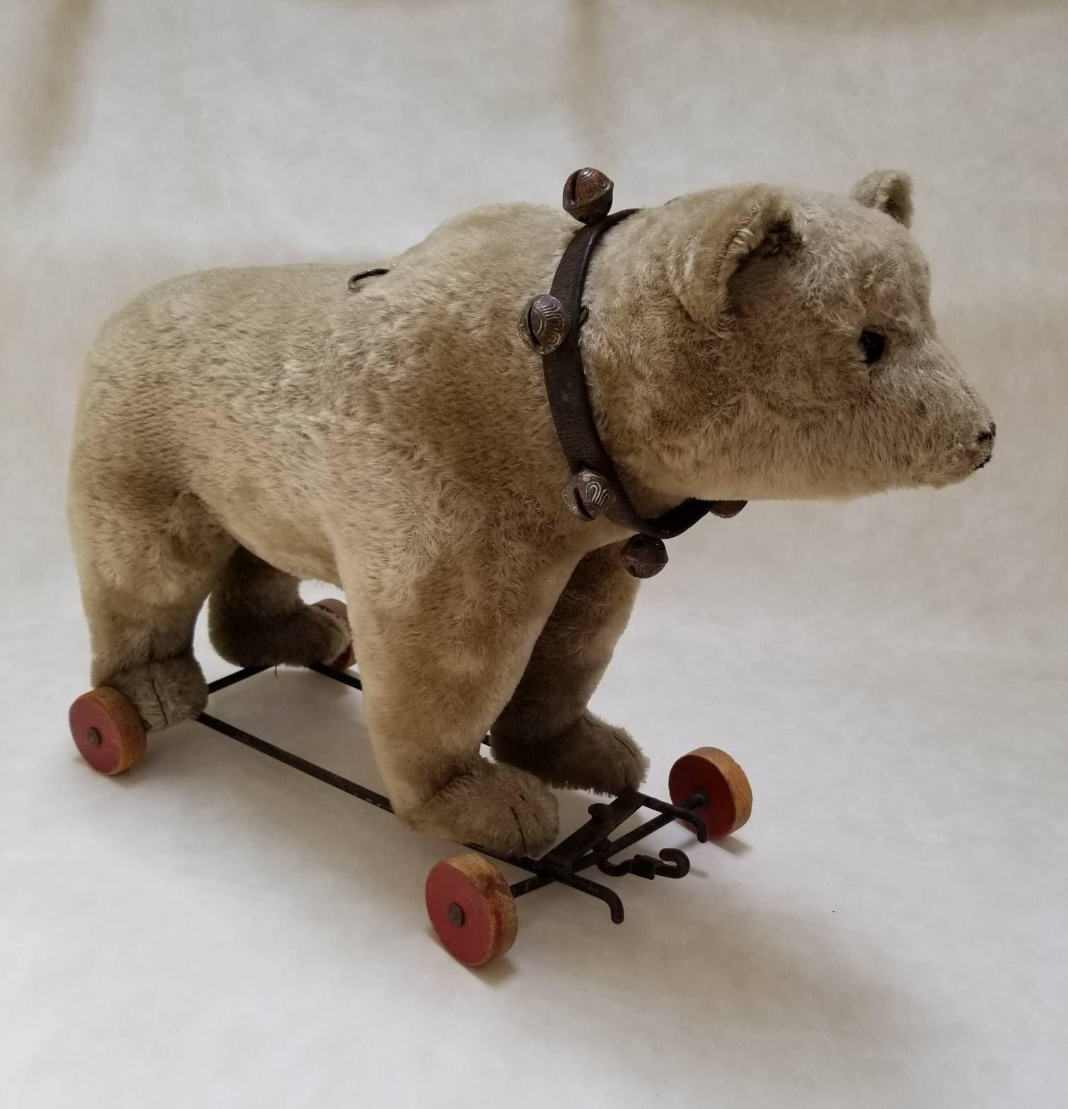 antique steiff bears