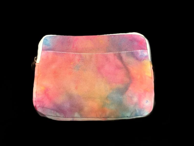 Tie-Dye Tablet Case Rainbow Hand Ice Dyed Reader Kindle iPad Samsung Google Padded