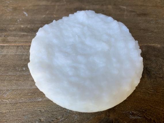 Solid shampoo bar zero waste shampoo