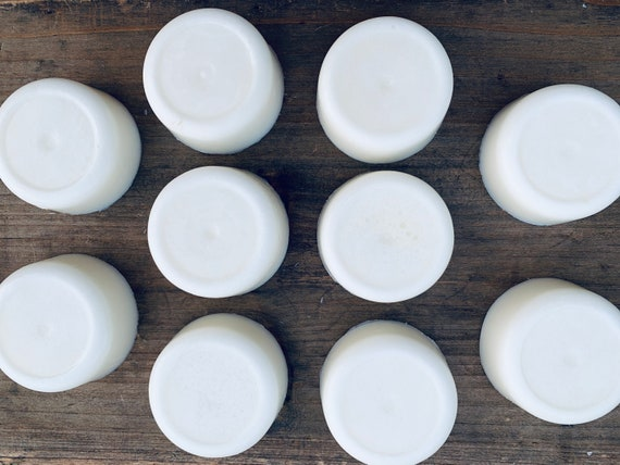 Solid conditioner bar zero waste hair conditioner