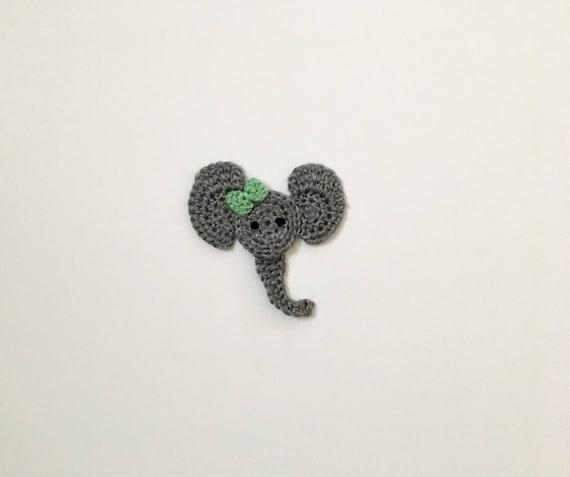 How to crochet an Elephant (Train series Part 3) - YouTube | 477x570