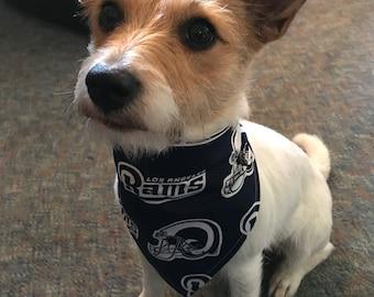 744315eac Los Angeles Rams Dog Bandana