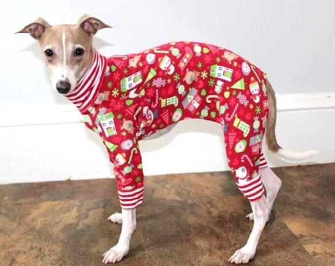 Christmas Pajamas For Dogs.Dog Pajamas Onesies Duds 4 Buds