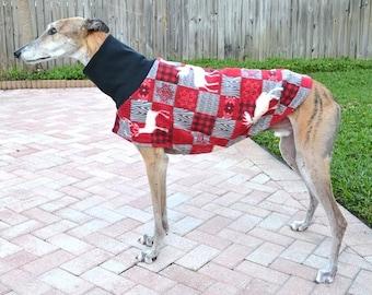Greyhound Clothing -  Marty Moose Daycoat/Jammie - Greyhound Sizes