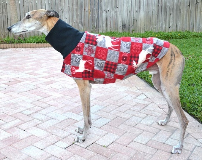 Greyhound Clothing -  Marty Moose Daycoat/Jammie - Greyhound Jacket - Greyhound Sizes