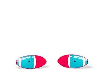 Paddle Board Stud Earrings, SUP Earrings, Stand Up Paddle Board, Stand Up Paddle Boarding