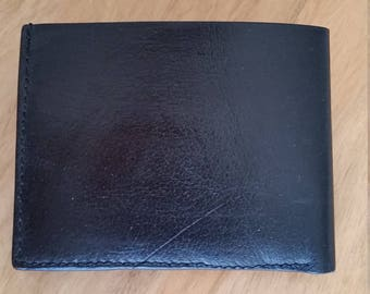 Men's Wallet, Two Tone Kangaroo Leather.