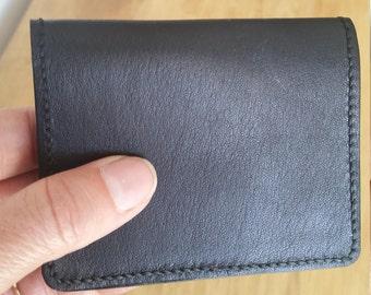 Kangaroo Leather Wallet, Minimalist Style