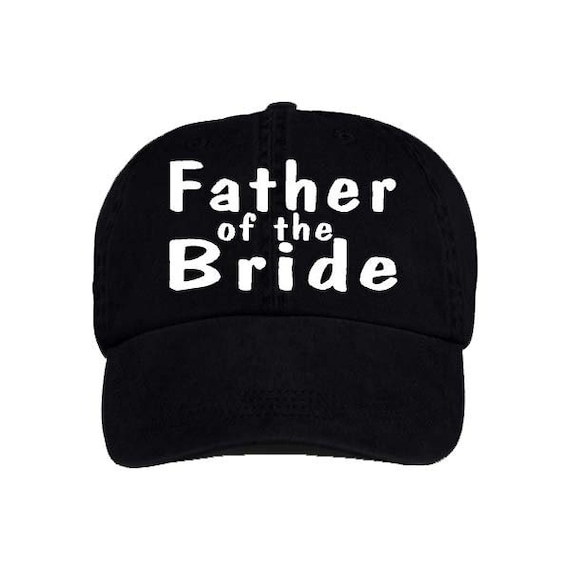 FATHER Of THE BRIDE Baseball Style  22ebe0cfd33b