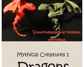 Sculpturingface Dragon Patterns