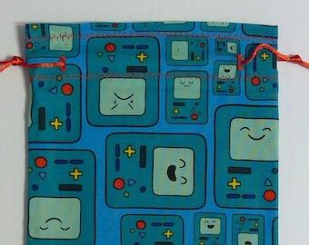 Adventure Time BMO Dice Bag