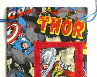 Avengers Dice Bag with Pocket featuring Thor