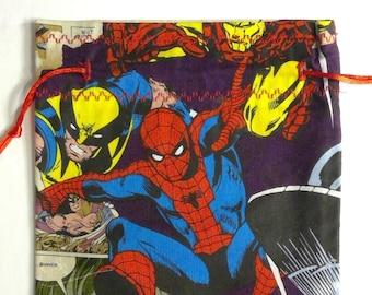 Marvel Retro Breakthrough Dice Bag