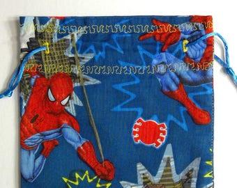 Spider-man Photo Burst Dice Bag