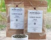 Lemon Balm Tea (Melissa Officinalis L) Health Embassy