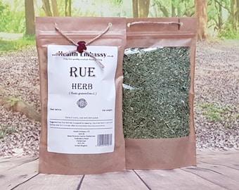 Rue Herb Tea ( Ruta graveolens ) Health Embassy