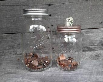 Change Jar Etsy