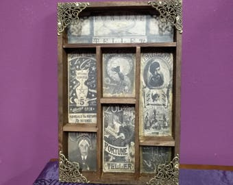 Fortune Telling Mod.1 Cabinet of curiosities