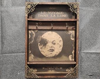 Le Voyage dans la Lune Cabinet of curiosities