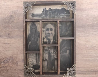Carnival of Souls Cabinet of Curiosities
