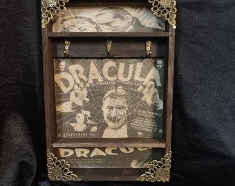 Dracula Poster Key Rack