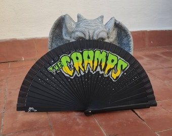 The Cramps Wooden Fan