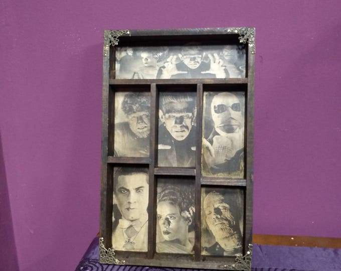 Featured listing image: Universal Monsters Mod.1 Cabinet of Curiosities