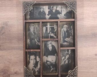 Les Diaboliques Cabinet of Curiosities