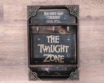The Twilight Zone Poster Key Rack