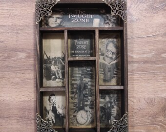 Time enough at last Cabinet of curiosities