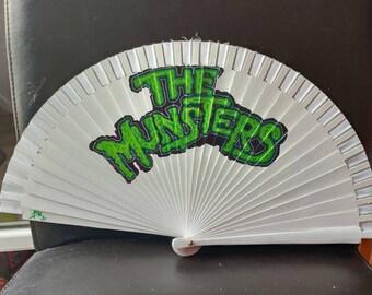 The Munsters Wooden Fan