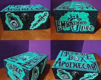 Cajas/Boxes