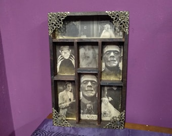 Bride of Frankenstein Mod.1 Cabinet of Curiosities