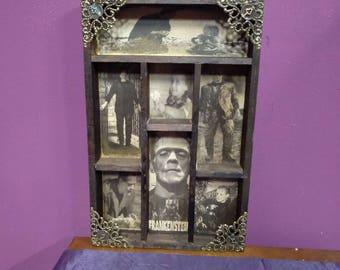 Bride of Frankenstein Mod.1 Cabinet of Curiosities