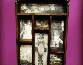 Bride of Frankenstein Mod.2 Cabinet of curiosities