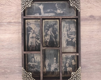 The Munsters FamilyCreepy Love Cabinet of curiosities