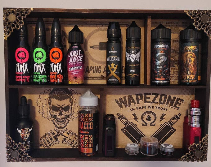 Featured listing image: Vape Cabinet